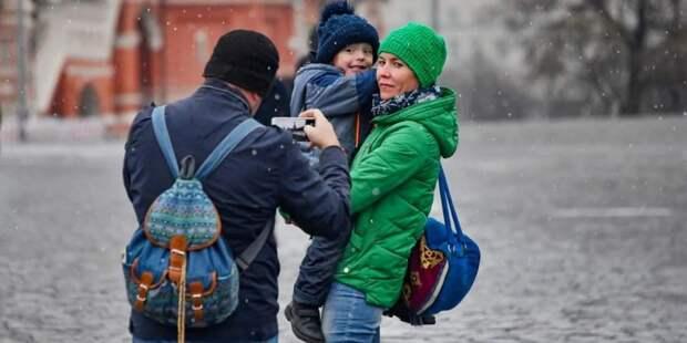 Собянин утвердил порядок назначения нового пособия семьям с детьми от трех до семи лет. Фото: Ю.Иванко, mos.ru