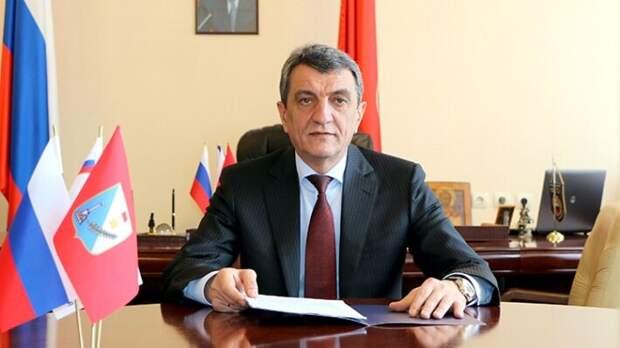 Бывший полномочный представитель президента в СФО Сергей Меняйло
