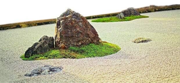 Каменная экономия, или Чем заменить альпийскую горку