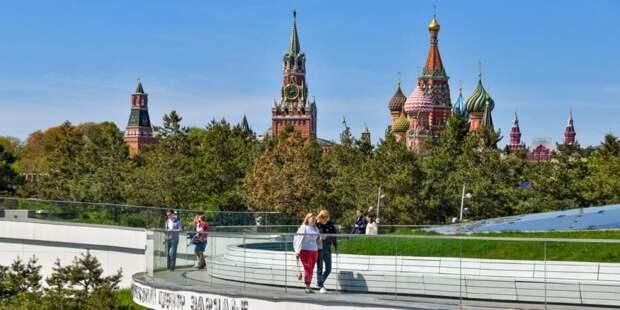 Наталья Сергунина сообщила о запуске нового туристического портала Москвы. Фото: Ю. Иванко mos.ru
