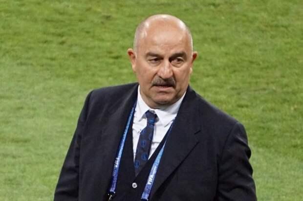 Черчесов назвал хорошей физическую готовность сборной России к матчам Евро