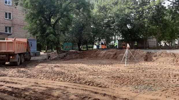 В Ижевске до конца сентября отремонтируют 28 дворов по нацпроекту «Жильё и городская среда»