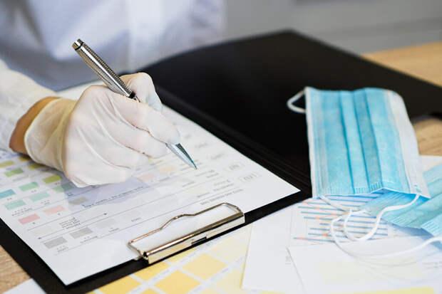 В России за сутки выявлено 22 430 случаев коронавируса