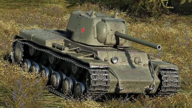 World of Tanks. Тяжелый танк КВ-1 гайд. Экипаж, оборудование и стиль игры. Советы новичкам.