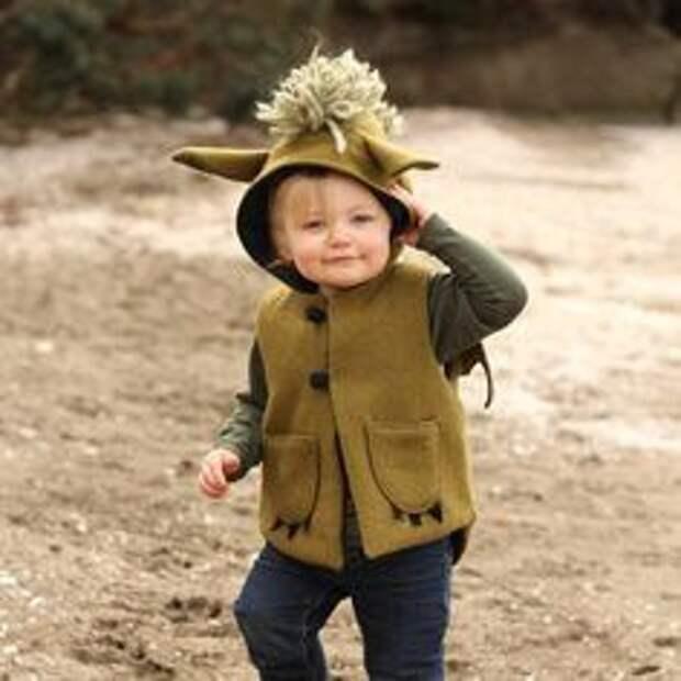 Маскарадный костюм дракона