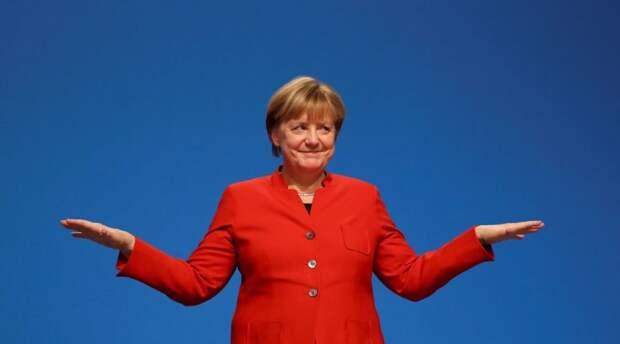 Меркель одурачила Украину, сделав прощальный подарок Путину