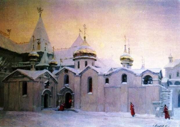 художник Сергей Кириллов картины - 02