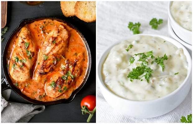 4 вида соусов, которые сделают вкус блюда особенным