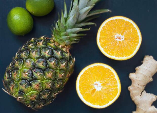 Приятное сочетание ароматов цитрусовых и ананаса могут быть признаком того, что человек болен диабетом. Источник изображения: londontigersecurityservices.co.uk