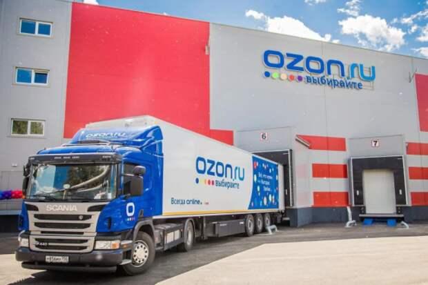 Ozon построит логистический центр в Самарской области за 4 млрд рублей