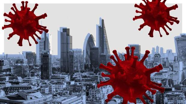 Реальная коронаситуация в Лондоне - шок и ужас!