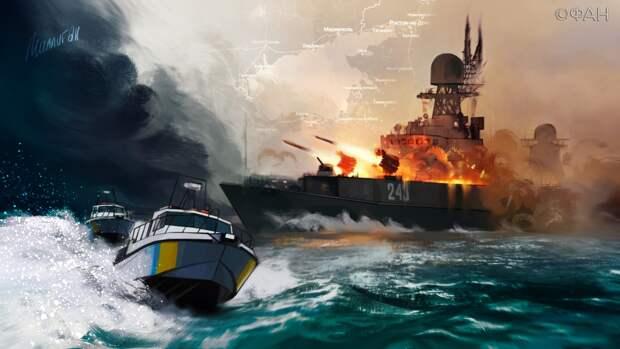 В Крыму указали на подчиненную роль Украины в Азовском море