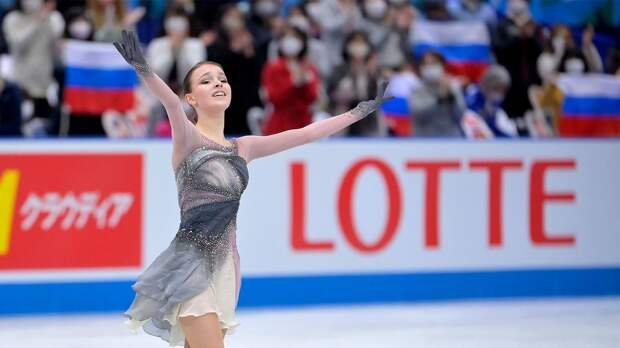 «Чувствую даже больше радости, чем в Стокгольме». Щербакова — о победе на командном чемпионате мира