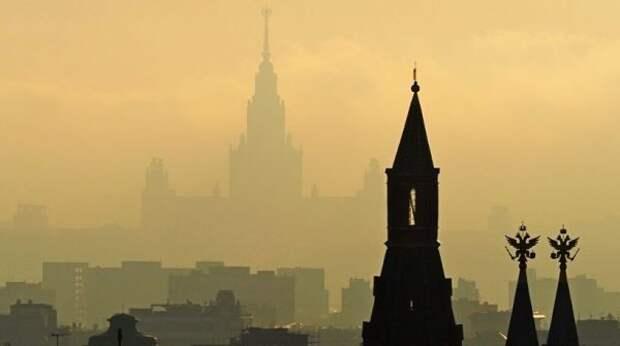 Погода может помешать воздушной части парада— Кремль