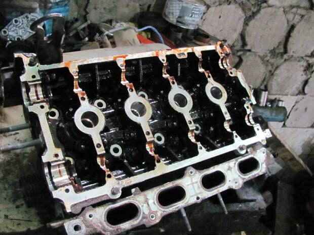Что выбрать: капремонт двигателя или контрактный мотор?