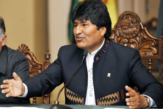 Как в Боливии поступили с местной Тихановской