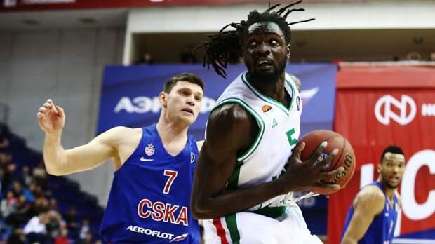 Прифтис рассказал о проблемах УНИКСа в серии с ЦСКА в Единой лиге ВТБ