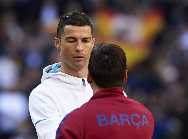 Месси не забивает и не отдает голевых передач в матчах с «Реалом» с момента ухода Роналду