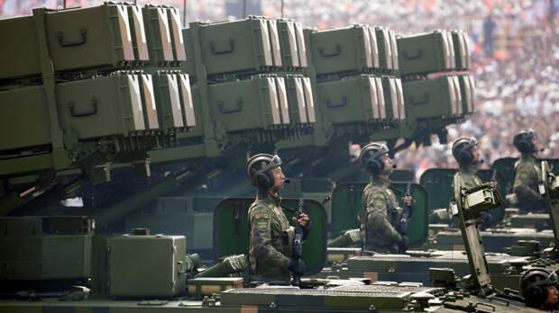 К концу срока Байдена Китай превзойдёт США по численности и качеству вооружений