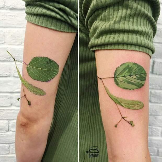 Любовь к природе