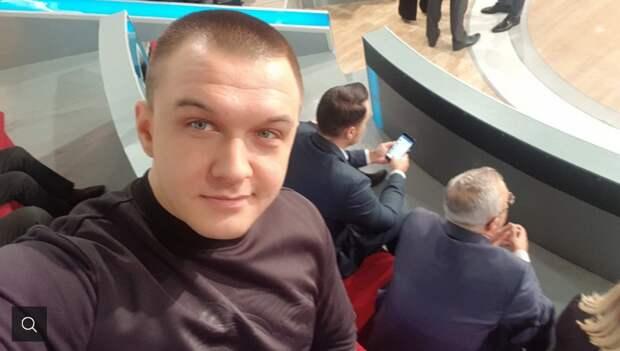 Польский журналист в эфире российского ТВ довел украинца до слез