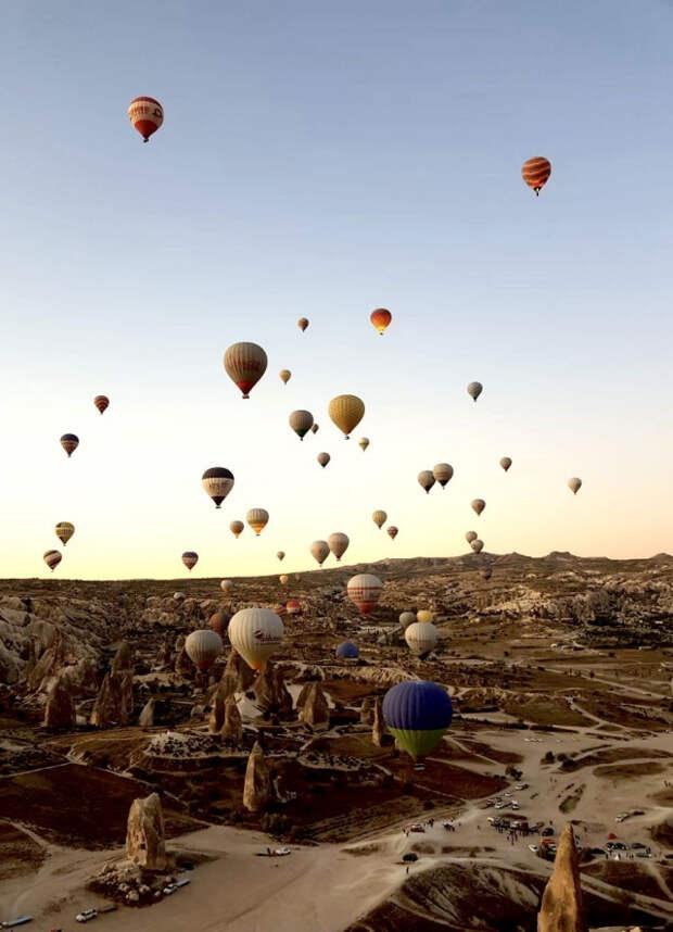 Лучшие тревел-снимки фотоконкурса Aerial2020