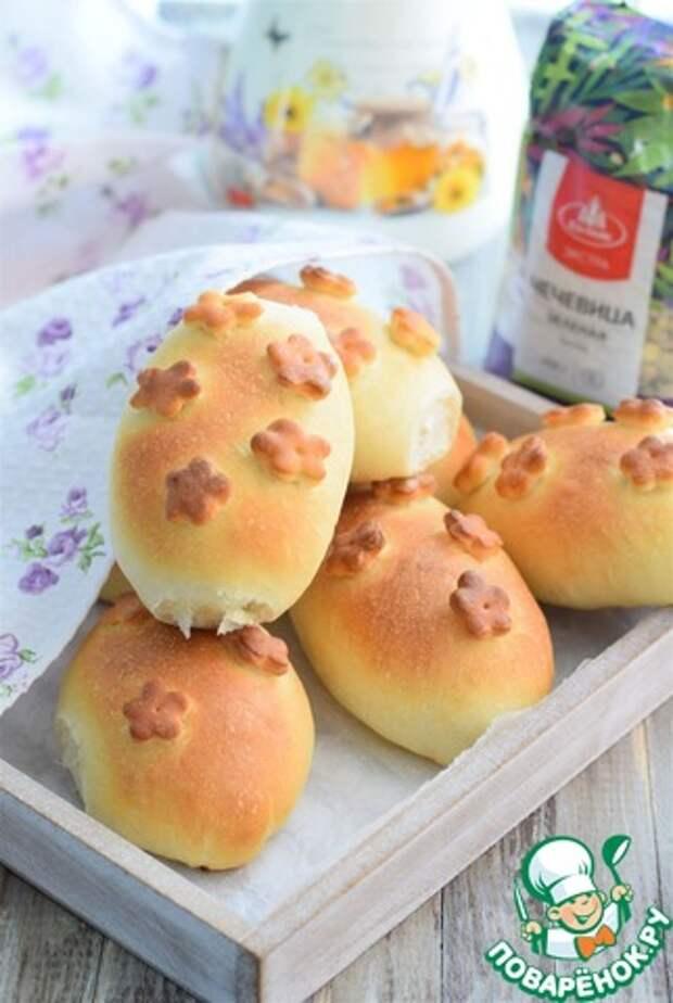 Пирожки картофельные с чечевицей и грибами