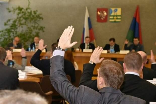 Сибирские депутаты начали подписывать открытое письмо против поправок в Конституцию