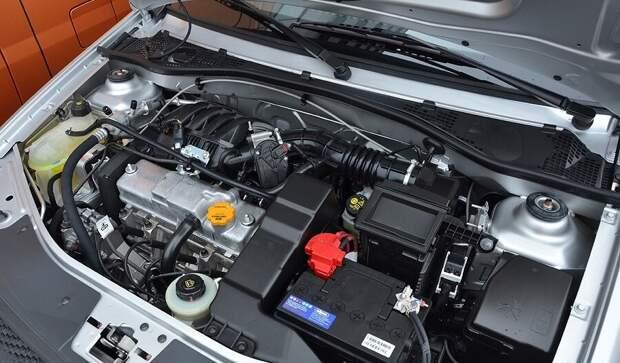 На каких моторах будет выезжать Lada