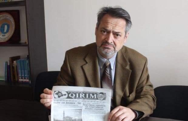 Главреда меджлисовской газеты оштрафовали в Крыму
