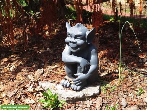 Кошачий гуманоид, зеленый ребенок и другие странные человекоподобные существа
