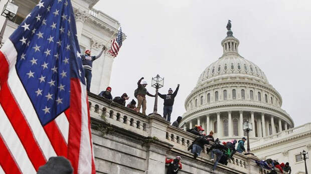 """США – """"якорь демократии""""?"""