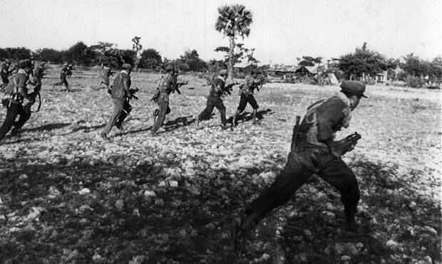 Как красные кхмеры разбили вьетнамцев: забытая война 1978 года