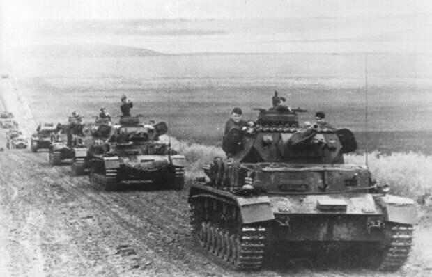 Операция Барбаросса. Редкие немецкие фотографии вторжения в Советский Союз в 1941 году