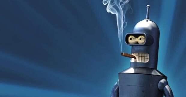 Юмор роботов