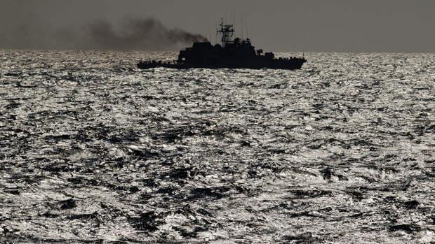 США и Украина проводят совместные учения в Черном море