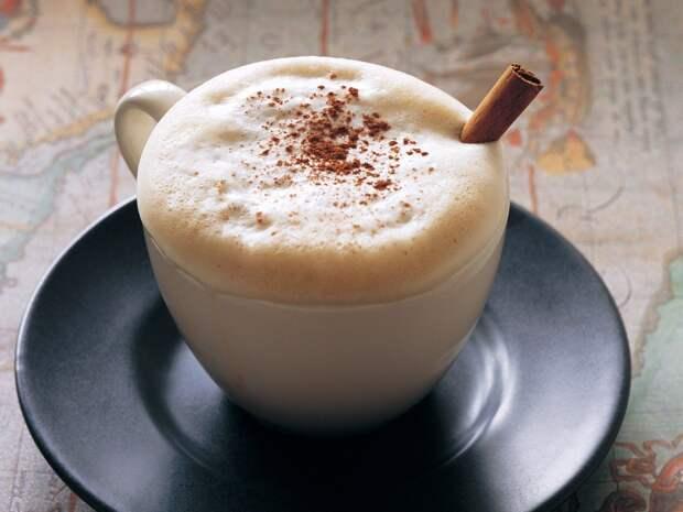 Готовлю домашний кофе капучино за 5 минут: друзья, кто видел, делают теперь так же (никакой кофе-машины)