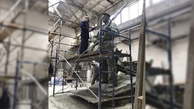 Памятник погибшим в битве под Москвой морякам откроют в столице 28 мая