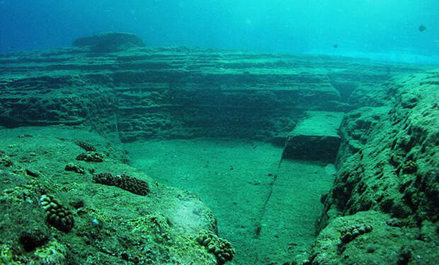 На дне Черного моря раньше был город. 6 тысяч лет назад море поднялось и цивилизация ушла по воду