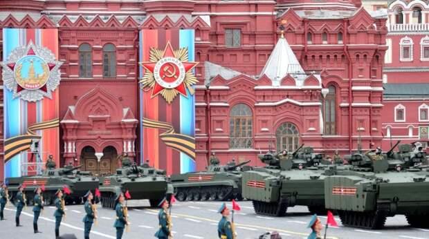 В мэрии рассказали об украшении Москвы ко Дню Победы