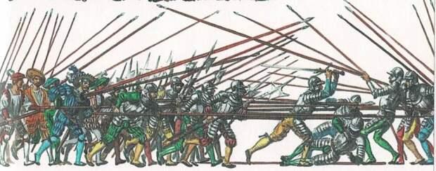 «Коса смерти»: двуручные мечи Средневековья и Ренессанса