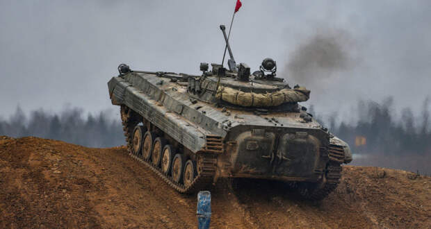 Российские военные отработают «Колесо» в Абхазии
