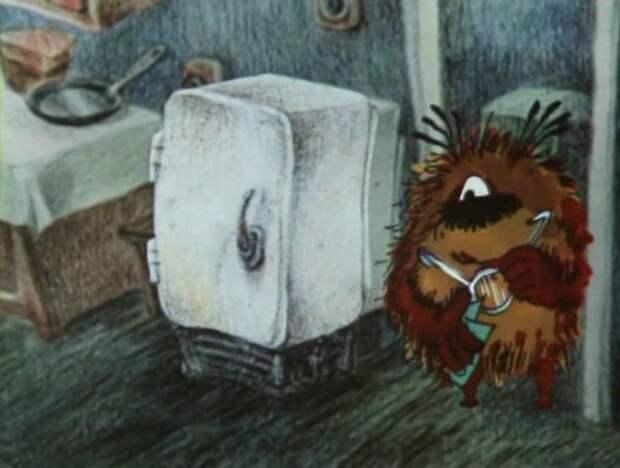 «Чудовище» («Вирус-квартирус»), 1990 — советский короткометражный мультфильм. Снят по мотивам рассказа Нины Катерли.