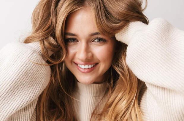 4 секрета красивых и блестящих волос