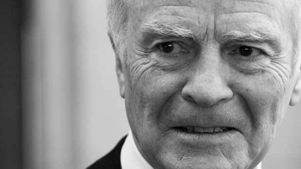 Экс-президент ФИА Мосли скончался в возрасте 81 года