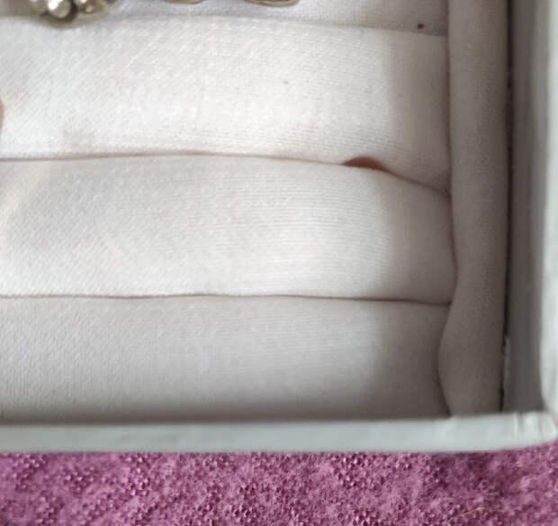 Как я добавила к обычной коробке губку для мытья и получила вместительную шкатулку