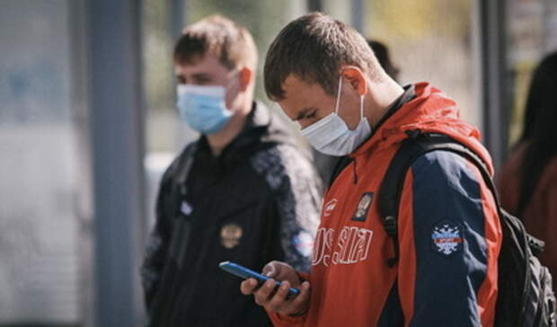 Рост заболеваемости COVID-19 ожидается вСвердловской области