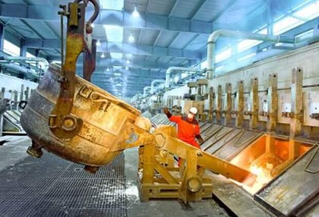 """РУСАЛ"" намерен в 2021 году увеличить продажи алюминия в РФ и СНГ на 20%, до 1,2 млн тонн"
