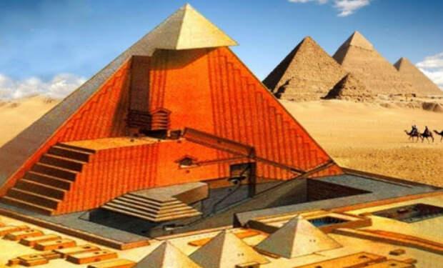 Как строили пирамиды: археологи нашли устройство создателей