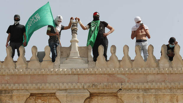ХАМАС опровергла информацию о соглашении о перемирие